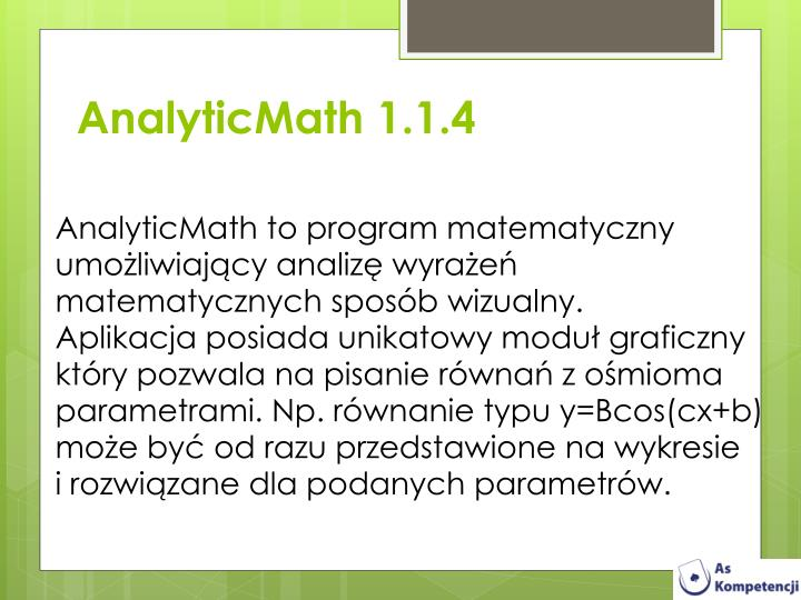 AnalyticMath 1.1.4