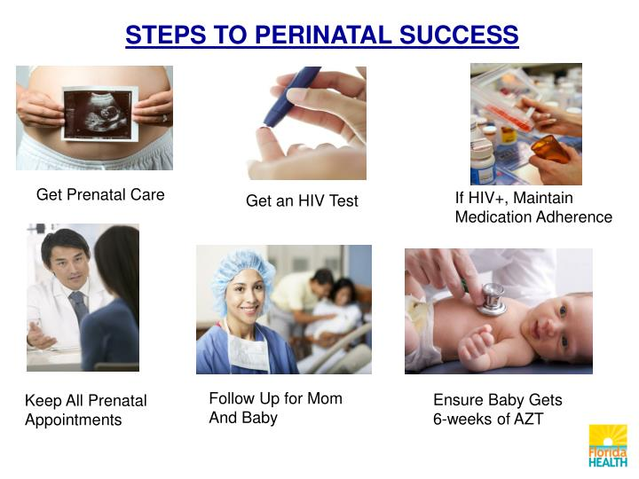 STEPS TO PERINATAL SUCCESS