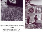 ivan kafka malostransk dvorky 1981 konfrontace sv rov 1984