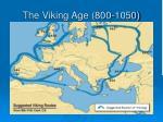 the viking age 800 1050