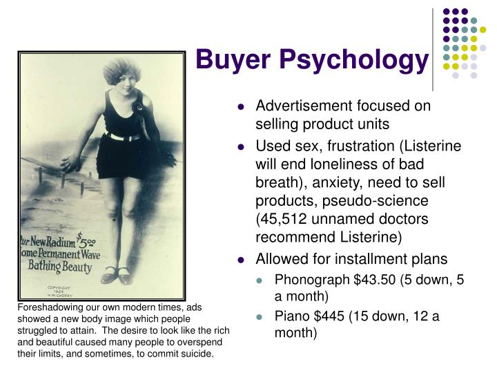 Buyer Psychology