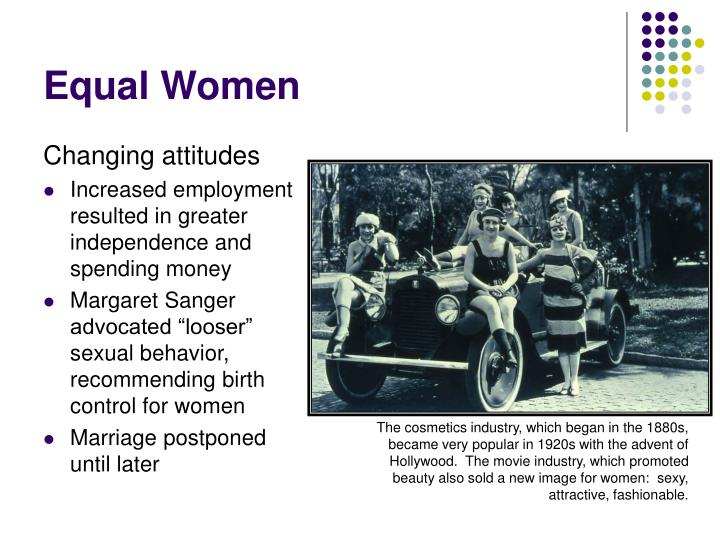 Equal Women