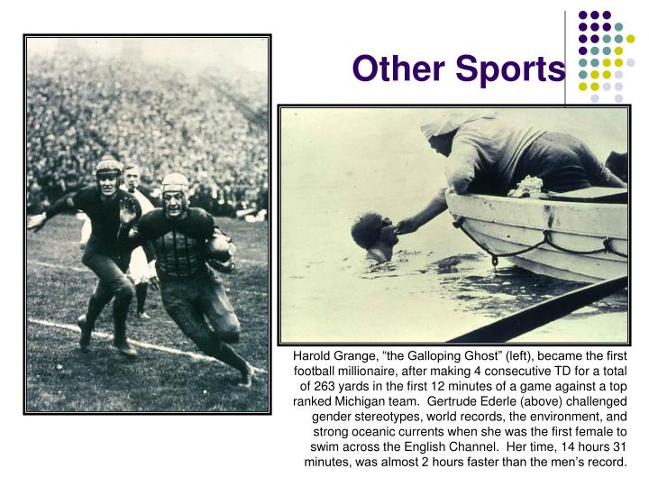 Other Sports