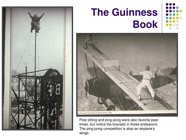 The Guinness Book