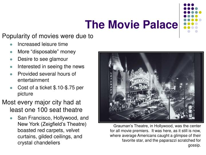 The Movie Palace