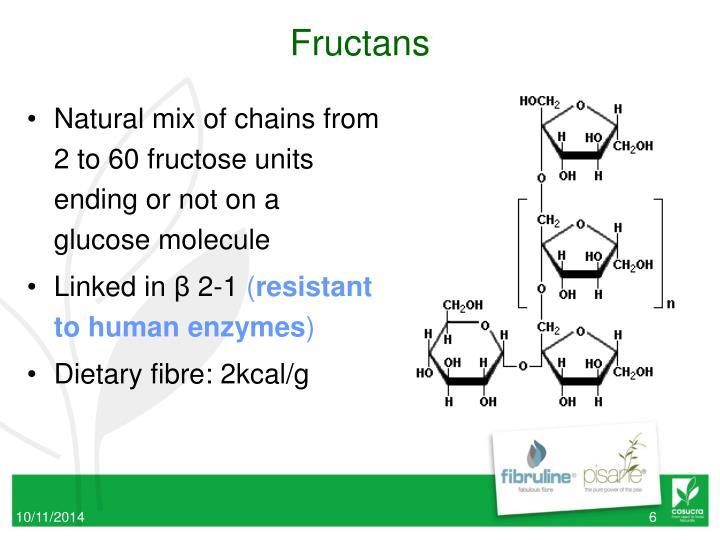 Fructans