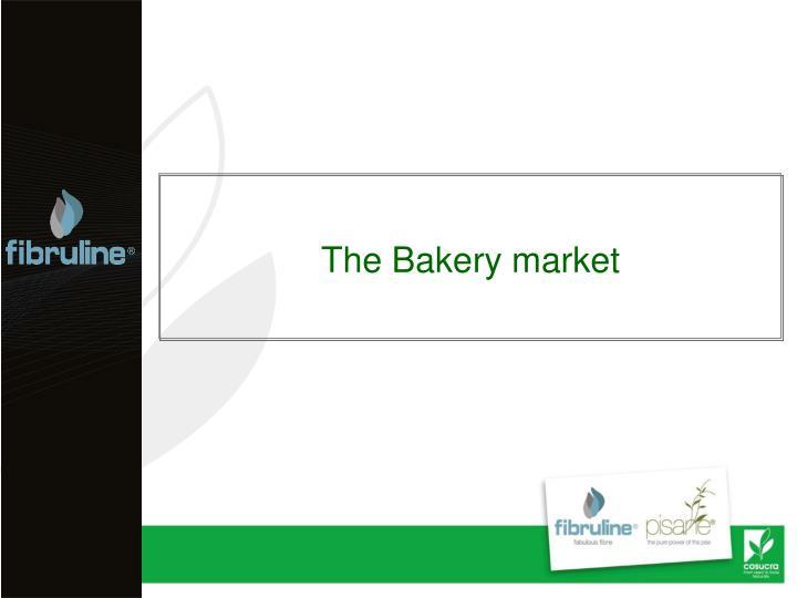 The Bakery market