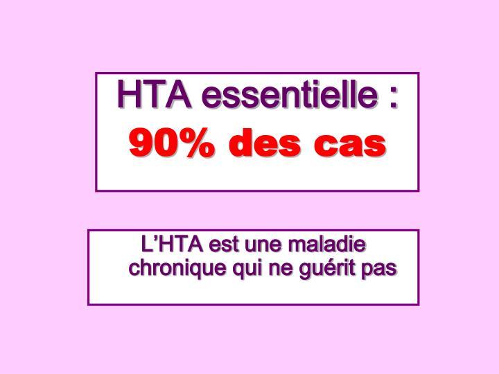 HTA essentielle :