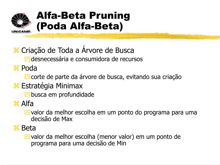 Alfa-Beta Pruning