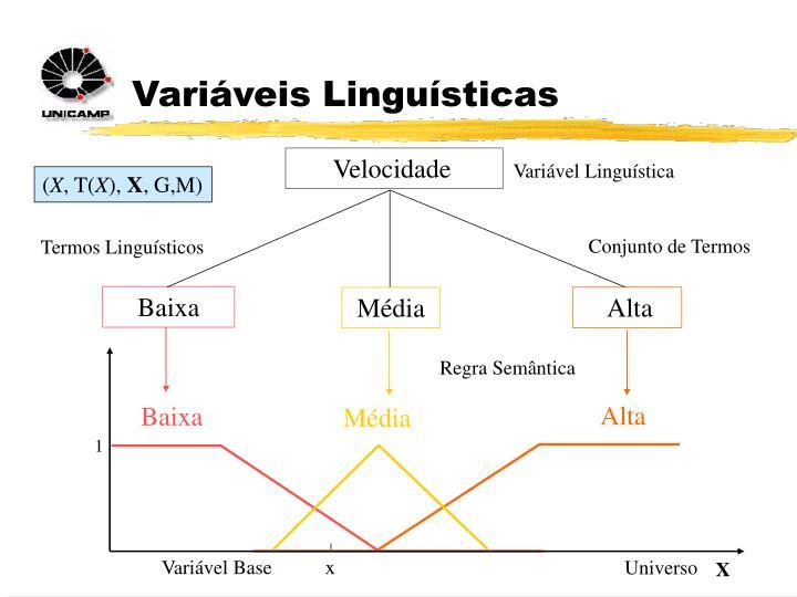 Variáveis Linguísticas