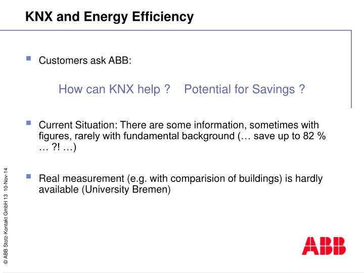 Customers ask ABB: