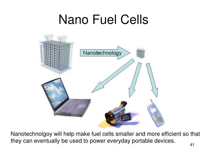Nano Fuel Cells