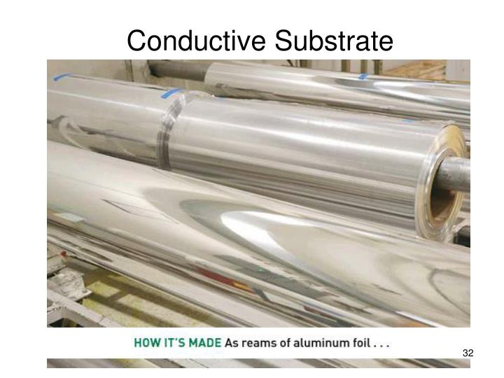 Conductive Substrate