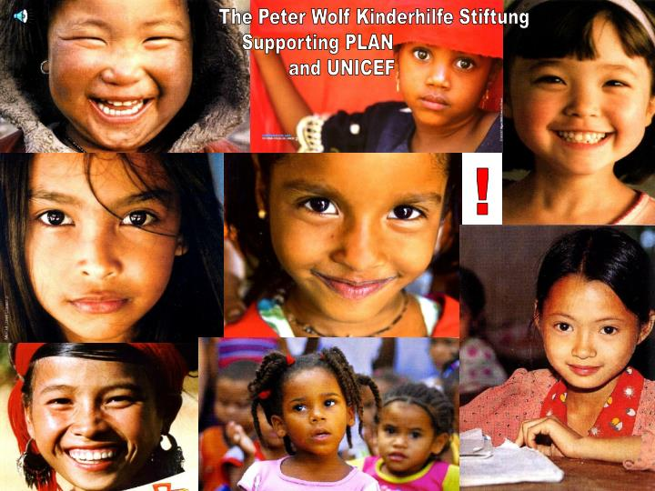 The Peter Wolf Kinderhilfe Stiftung