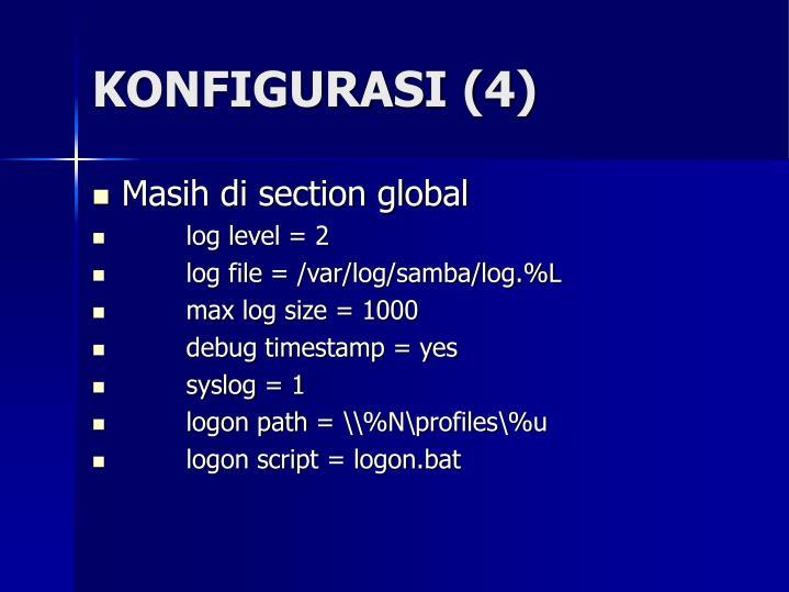 KONFIGURASI (4)