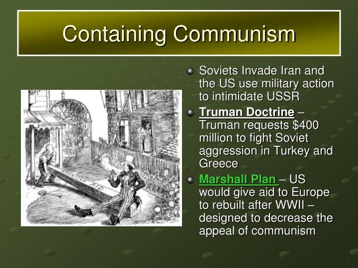 Containing Communism