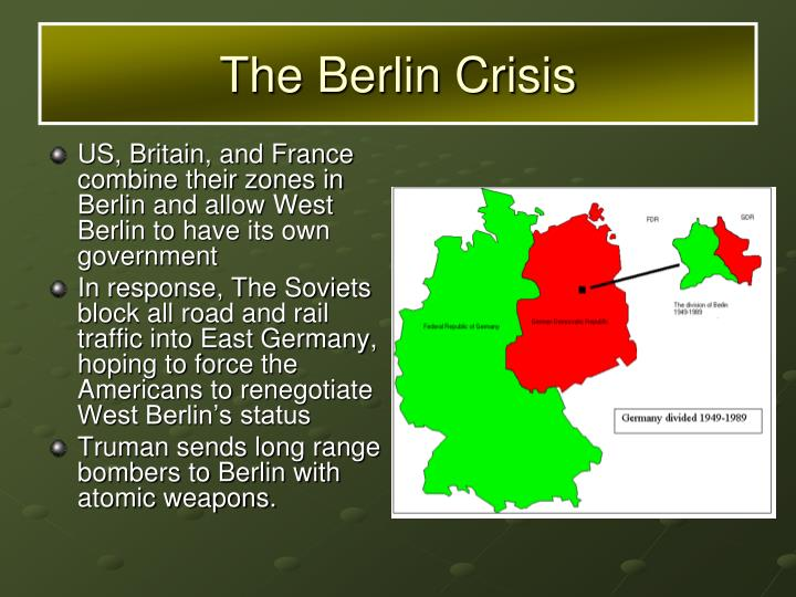 The Berlin Crisis