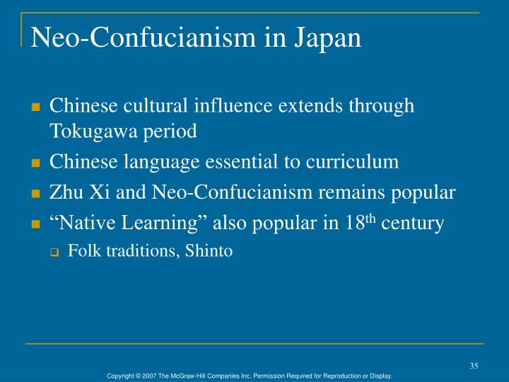 Neo-Confucianism in Japan