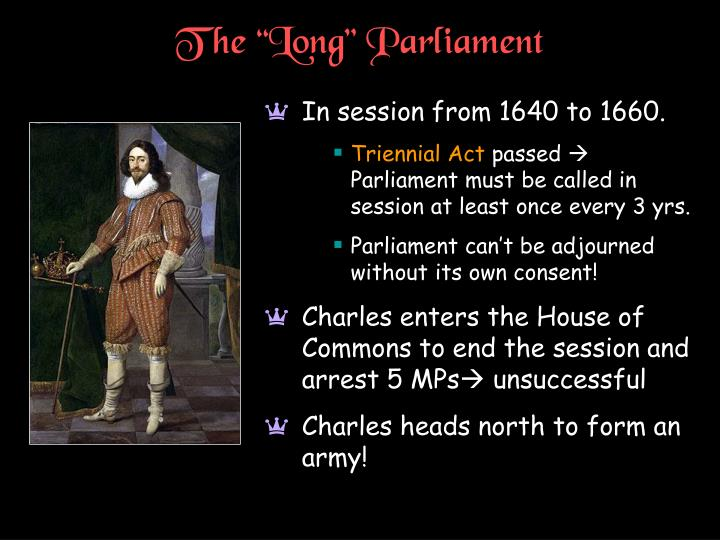 "The ""Long"" Parliament"