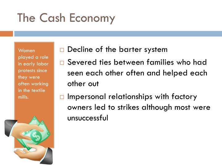 The Cash Economy