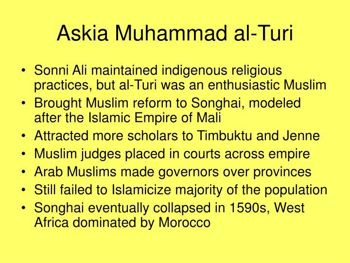 Askia Muhammad al-Turi