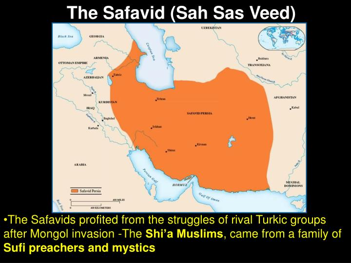 The Safavid (Sah Sas Veed)