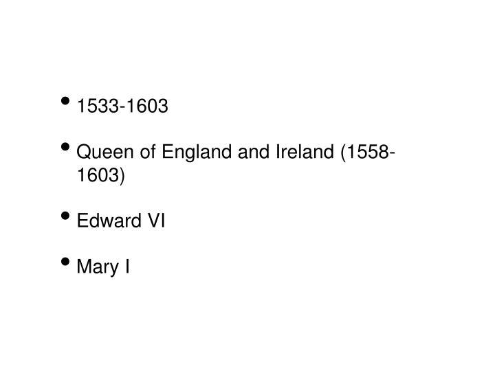 1533-1603
