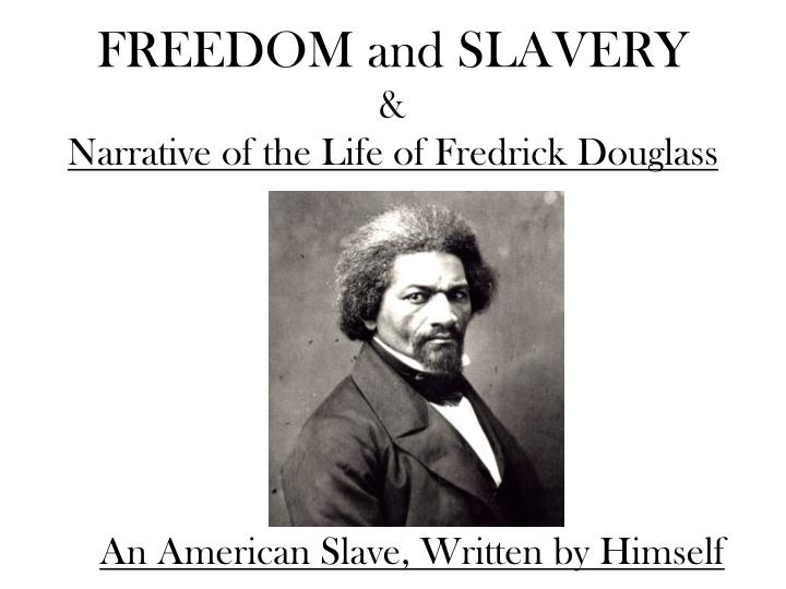 """what the black man wants frederick douglass essay Slavery's dehumanizing effects in the narrative of the life of frederick douglass--with a free essay the black man ,"""" she transformed want to revise the."""