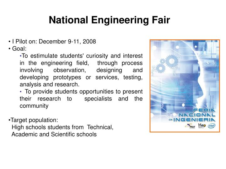 National Engineering Fair