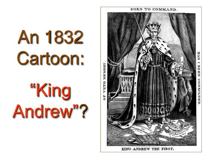 An 1832 Cartoon: