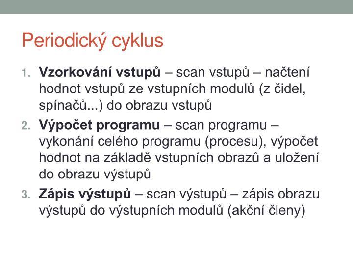 Periodický cyklus