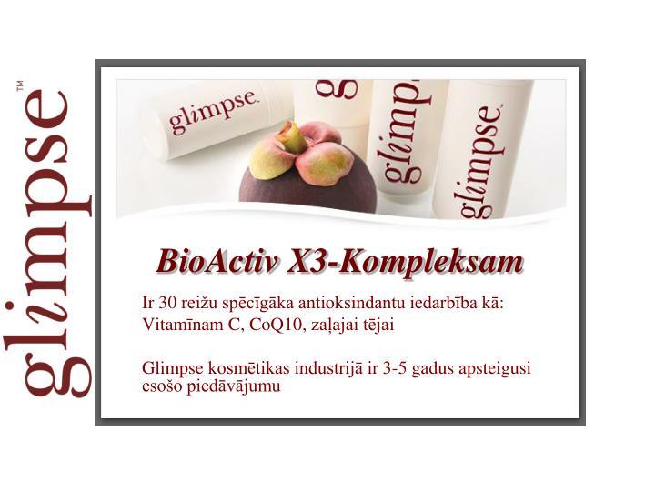 BioActiv X3-Komple