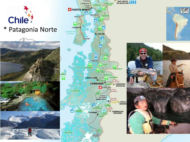 * Patagonia Norte