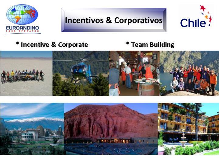 Incentivos & Corporativos