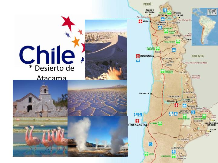* Desierto de Atacama