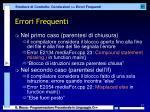 errori frequenti1