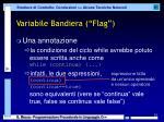 variabile bandiera flag1