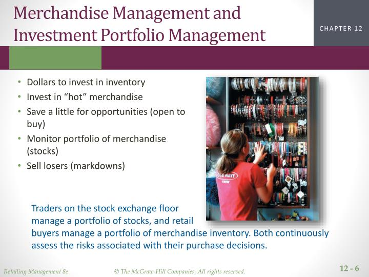 Merchandise Management and