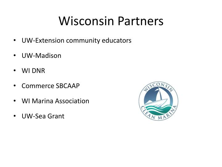 Wisconsin Partners
