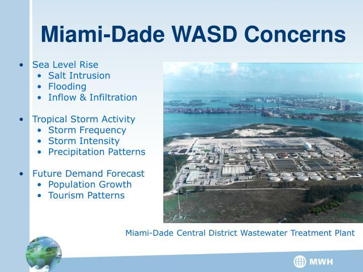 Miami-Dade WASD Concerns