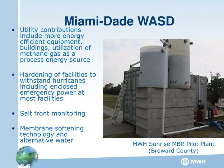 Miami-Dade WASD