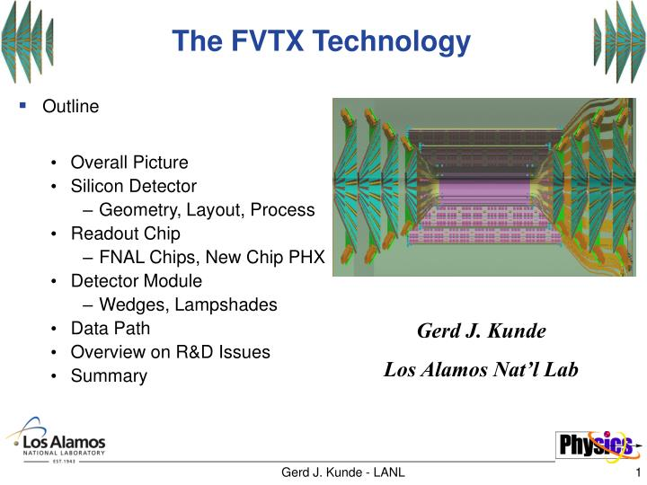 The fvtx technology