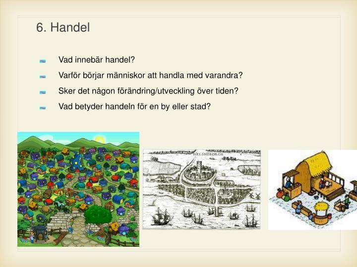 6. Handel
