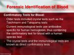 forensic identification of blood2