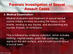 forensic investigation of sexual assault cases2