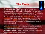 the tests1