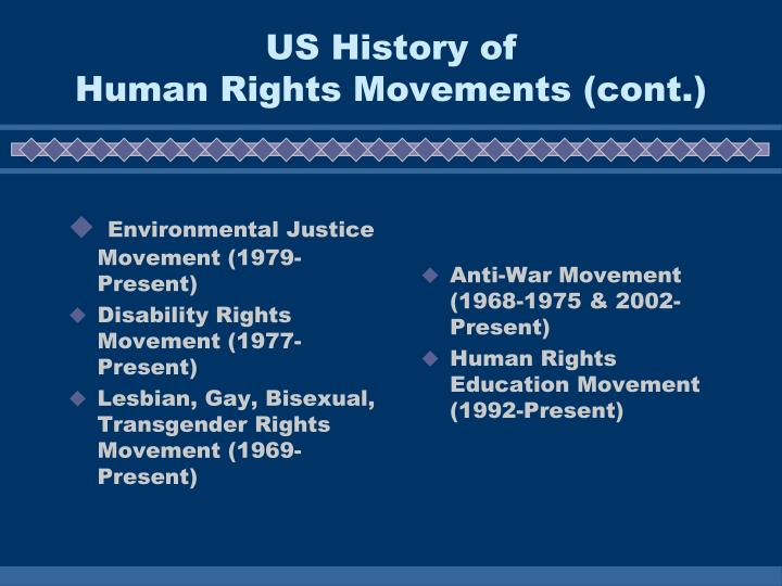 Environmental Justice Movement (1979-Present)