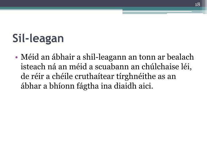 Sil-leagan