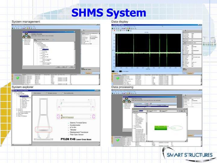 SHMS System