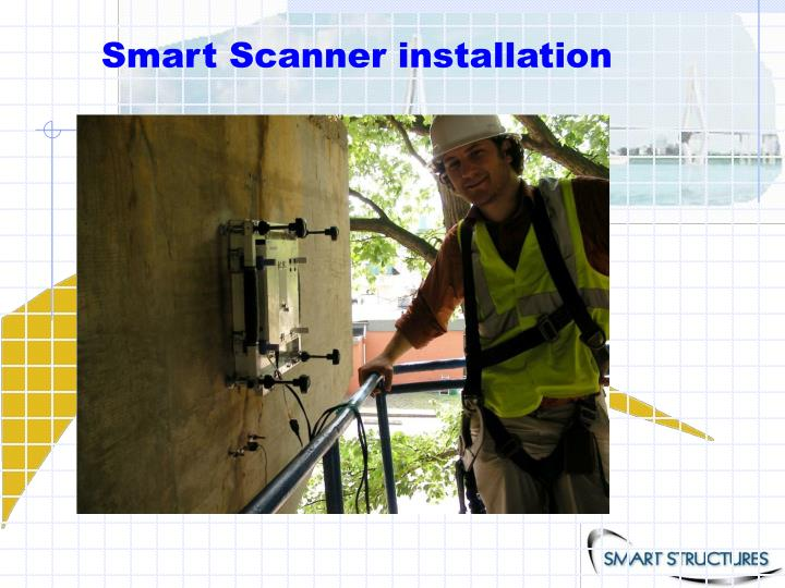 Smart Scanner installation